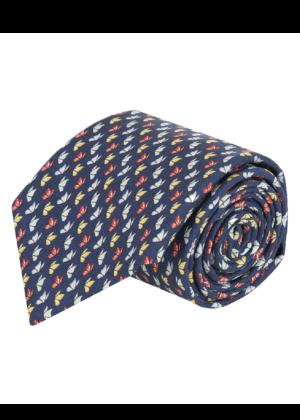 corbatas battistoni seda