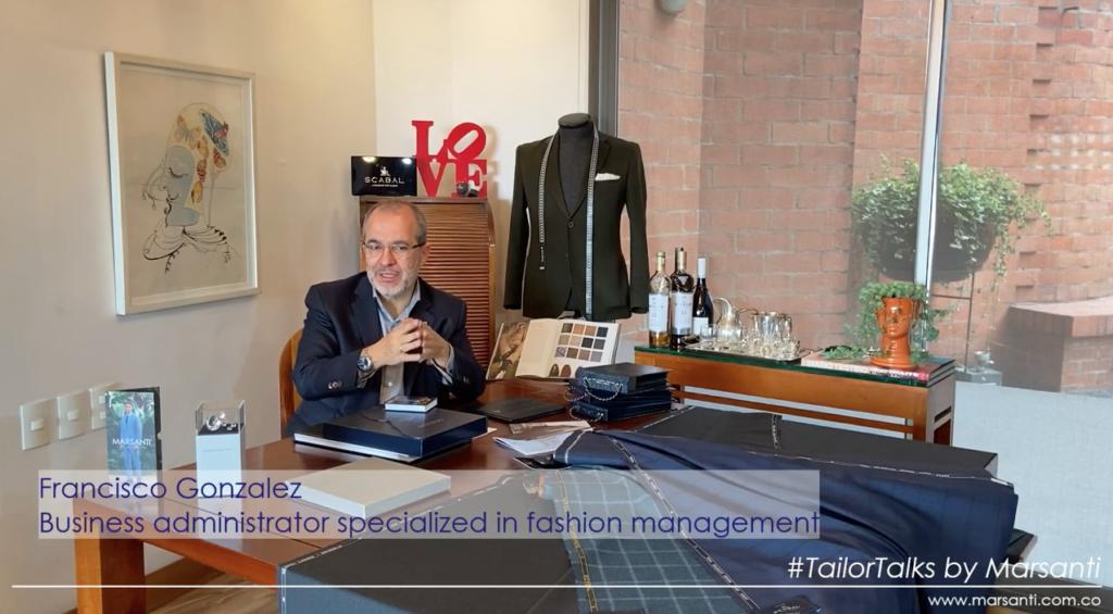 #TailorTalks by Marsanti – La técnica de los tejidos Scabal