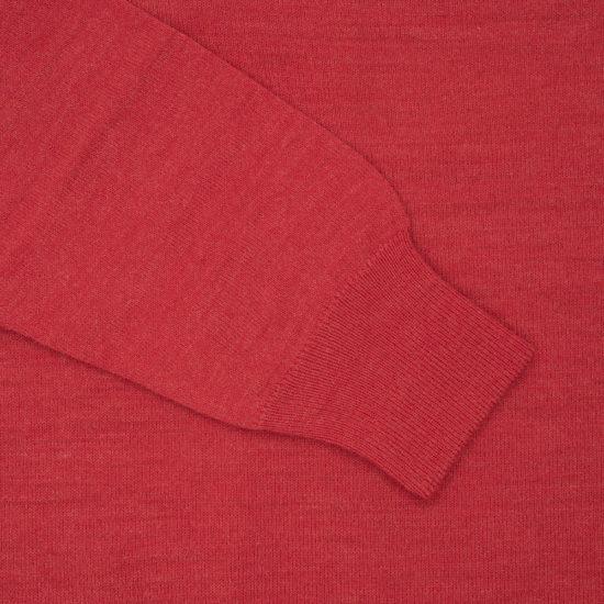 Sueter Basico Marsanti Rojo