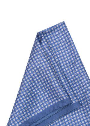 Pañuelo Marsanti spot azul