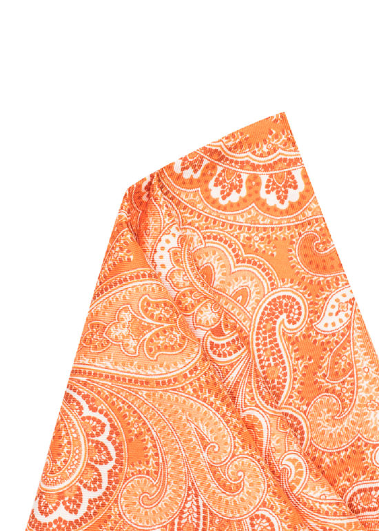Pañuelo Marsanti orange