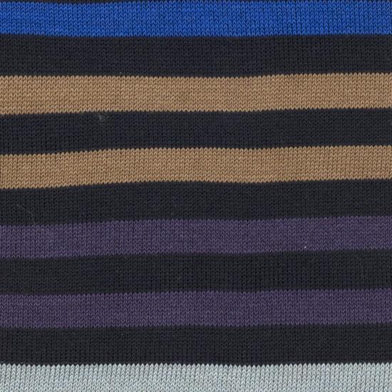 Medias SCABAL negra multicolor