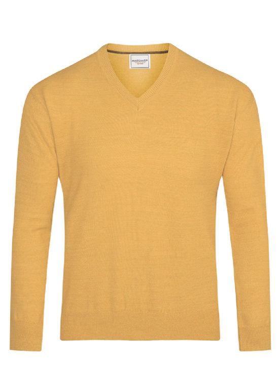 Sueter Basico Marsanti Amarillo