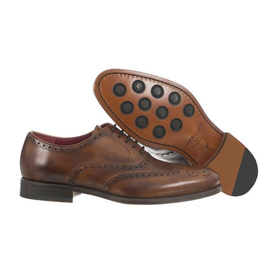 Full Brogue Zapatos Marsanti
