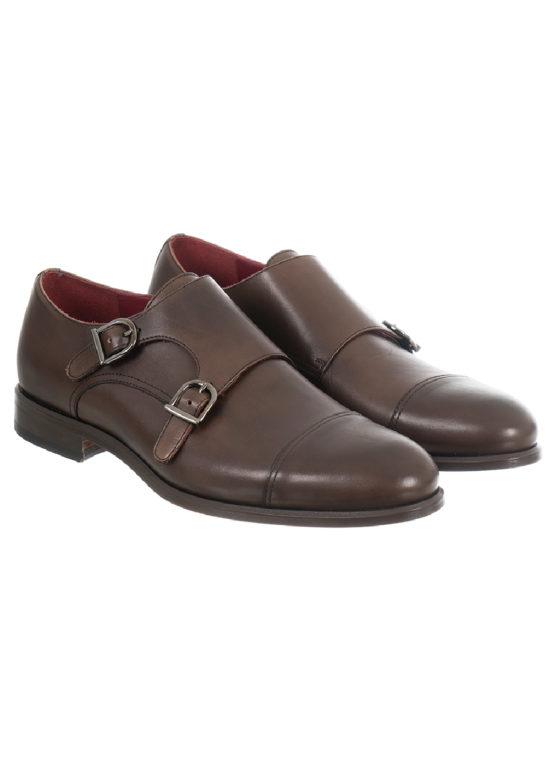 Double Monk Zapatos Marsanti