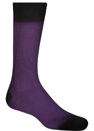 Medias Pantherella purpura